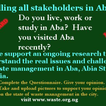 Stakeholders in Aba