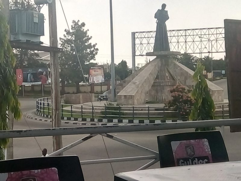Mary Slessor Round-about in Calabar